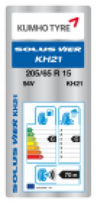 205/65 R 15 94V KUMHO KH21